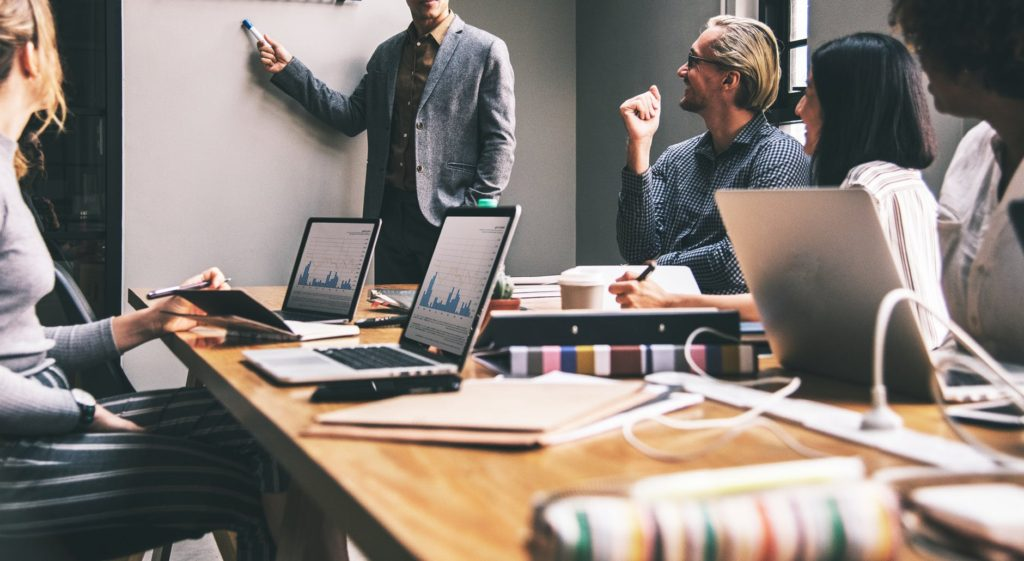 Reinvest in your small business by building a team to scale your company