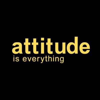 Great attitude retains clients