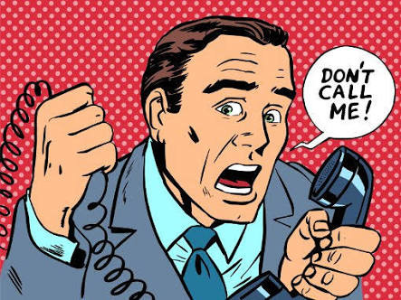 Cold Calls And Facing Rejection