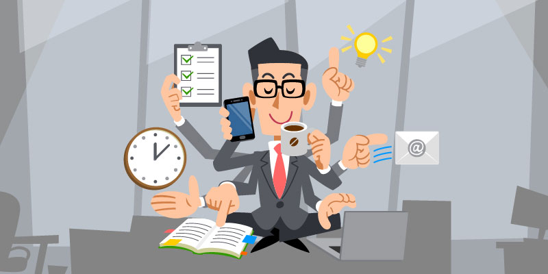 How To Maintain Productivity When Work Slows Down