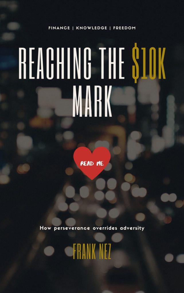 Reaching The $10K Mark - Sales