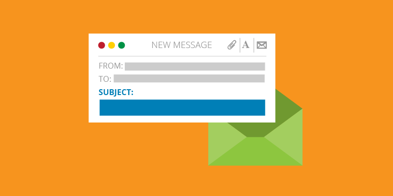 Write A Catchy Subject Line When Cold Emailing Prospects