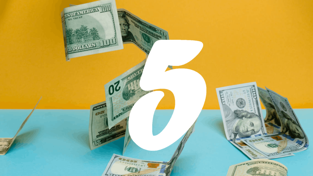 5 Habits You Need to Crush Your Money Goals