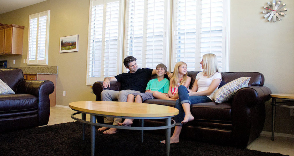 Secure your family financially by lowering your overhead