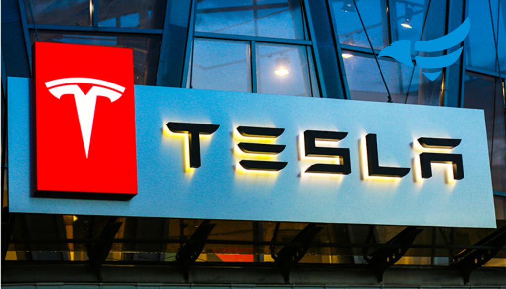 Why is tesla stock going down?
