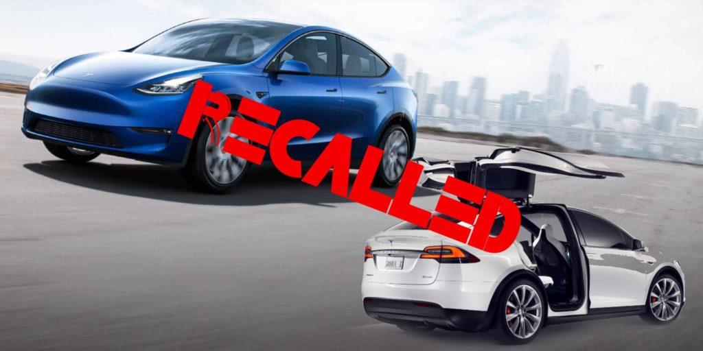 Tesla recalls more than 135,000 vehicles