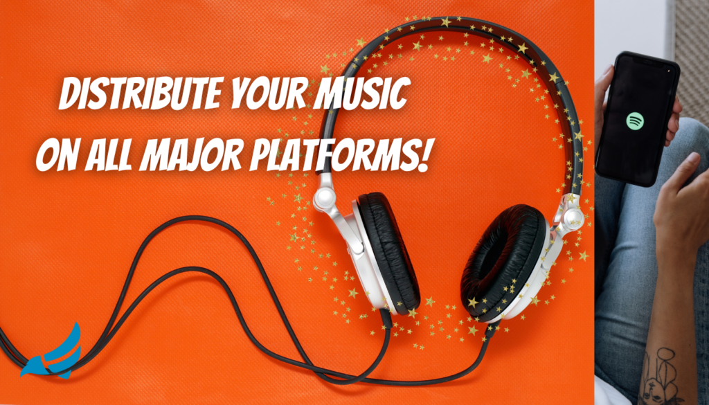 How to distribute your music on all major platforms