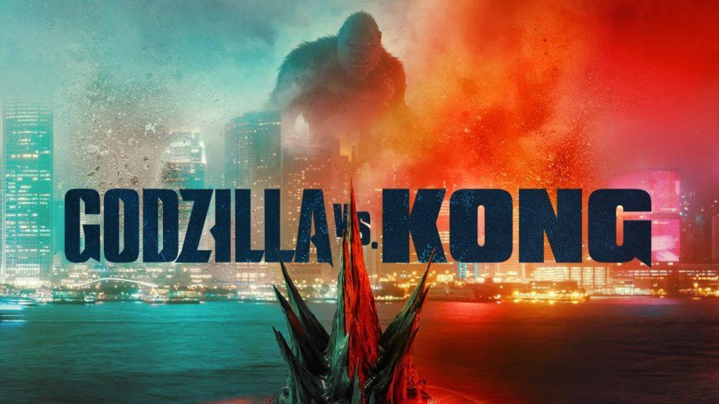 AMC theater - Godzilla vs Kong