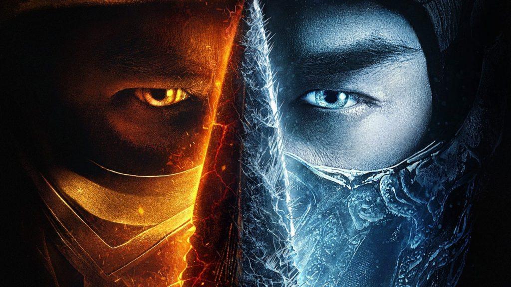 AMC theater Mortal Kombat