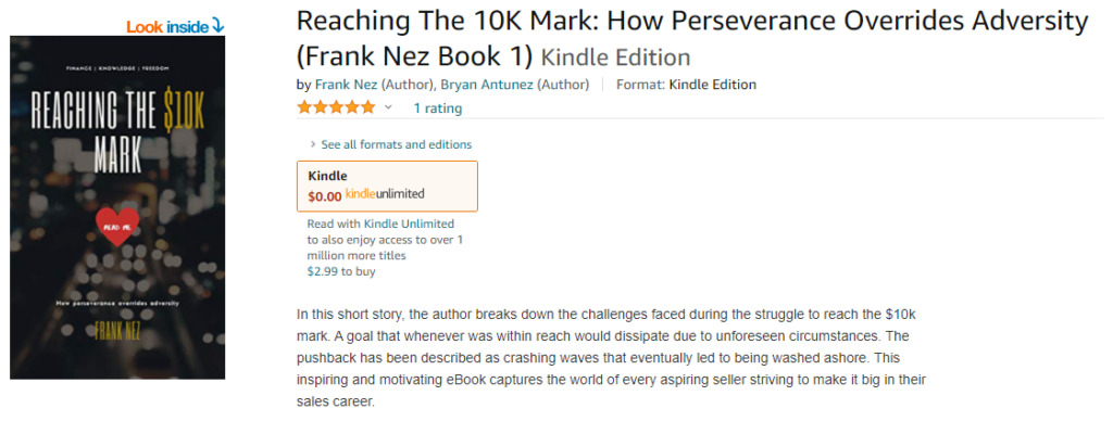 Reaching the 10k mark franknez.com