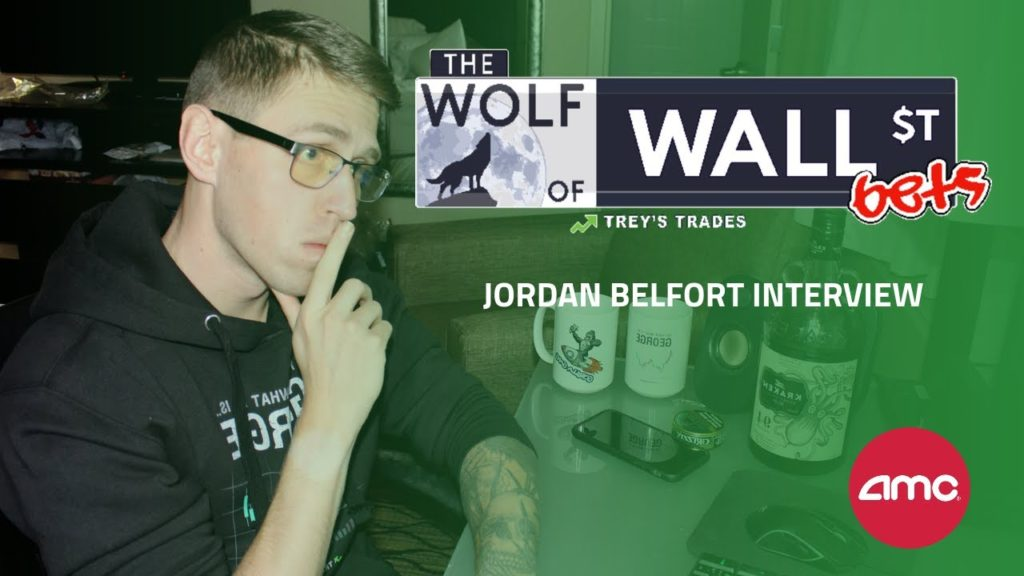 The Wolf of Wall Street Interview Trey's Trades