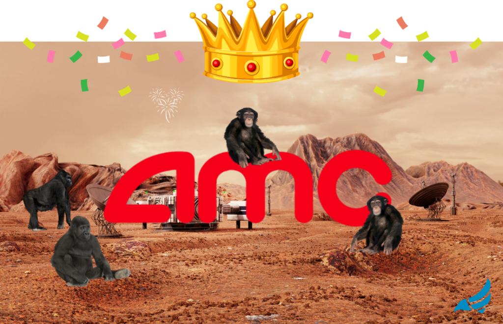 AMC short squeeze news