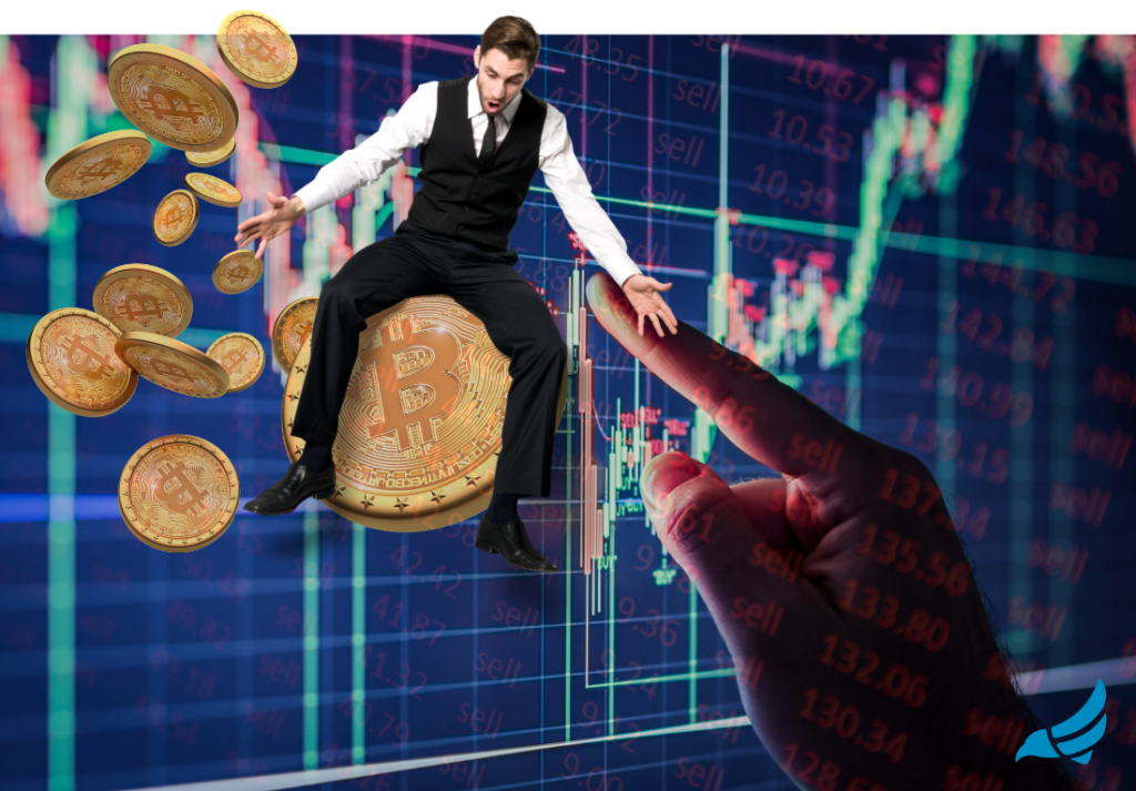 why is crypto and the stock market crashing?