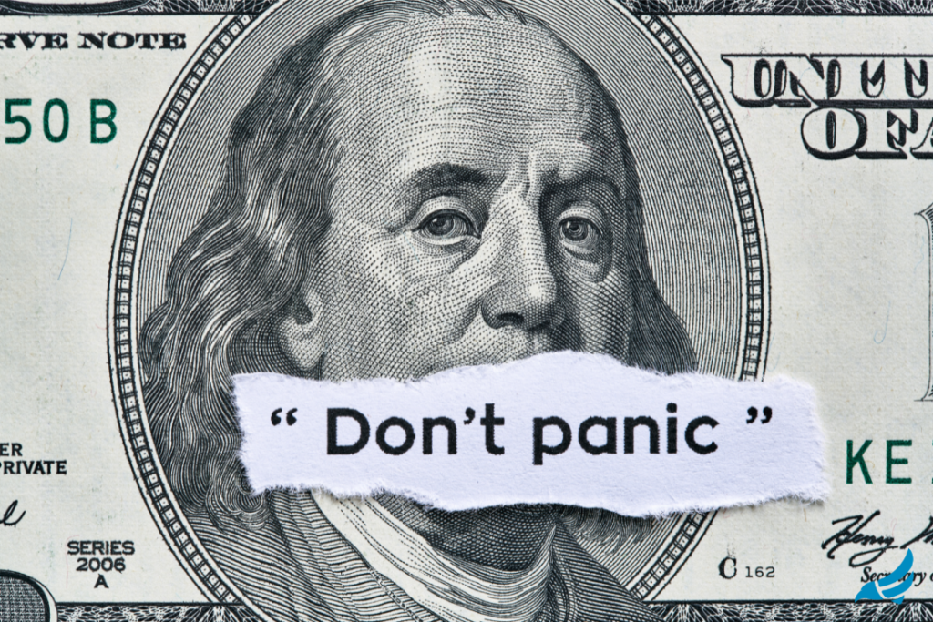 Don't panic when your investments aren't winning