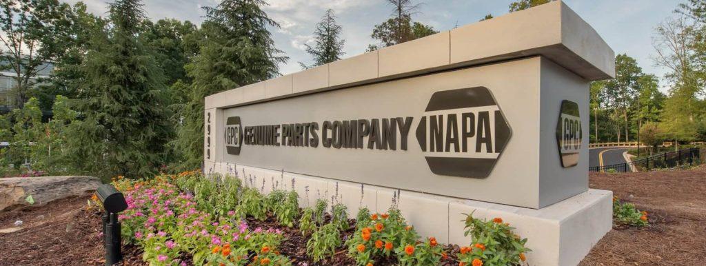GPC Stock Genuine Parts Company Napa Stock