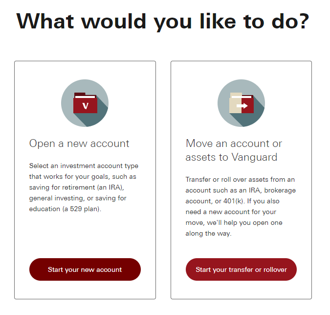 how to open an account to invest in stocks with vanguard franknez.com
