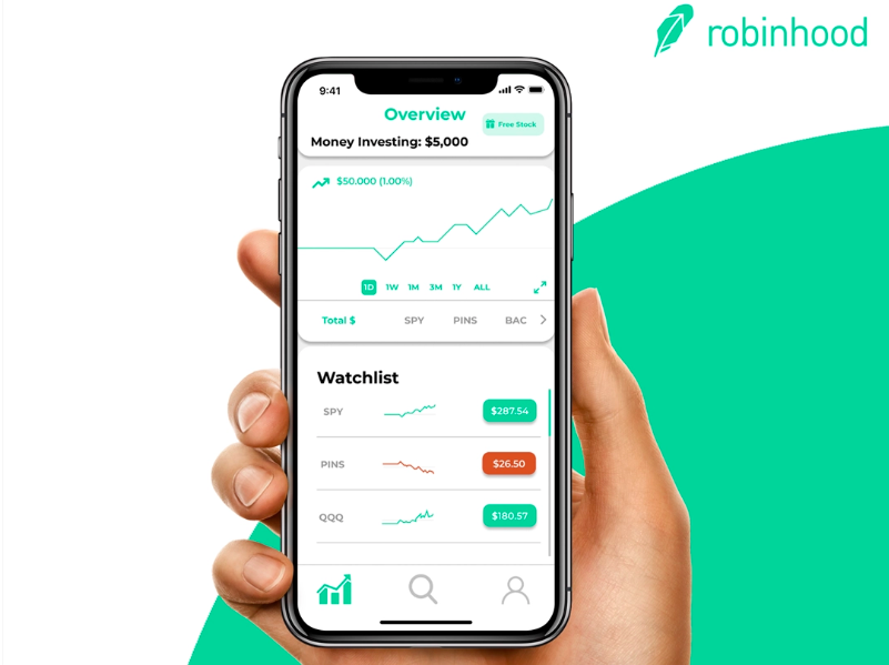 why new retail investor investing in AMC should avoid robinhood
