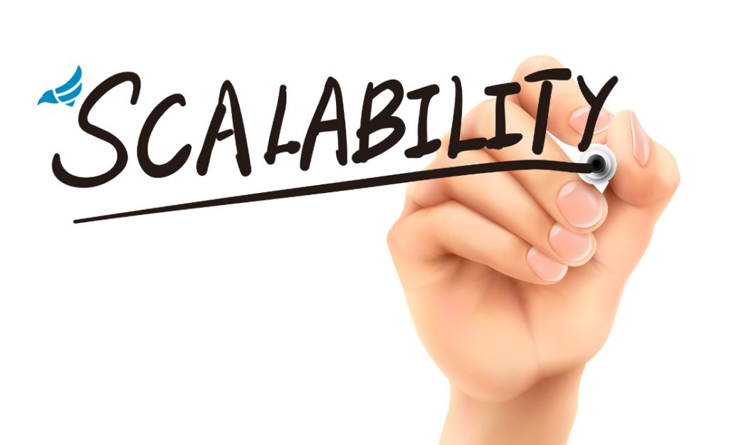 scalable business model online vs traditional brick and mortar