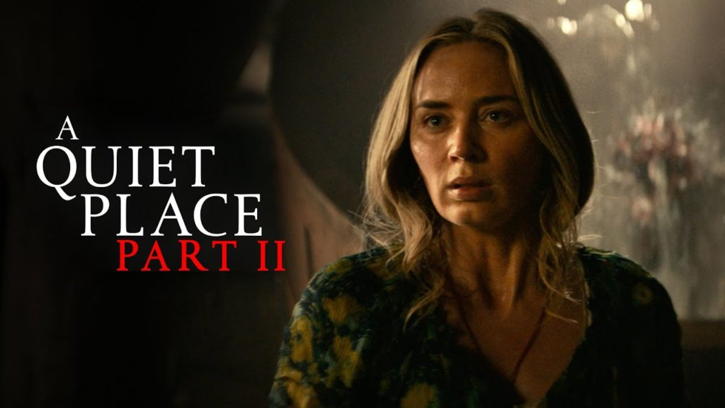 A Quiet Place Part 2 earnings
