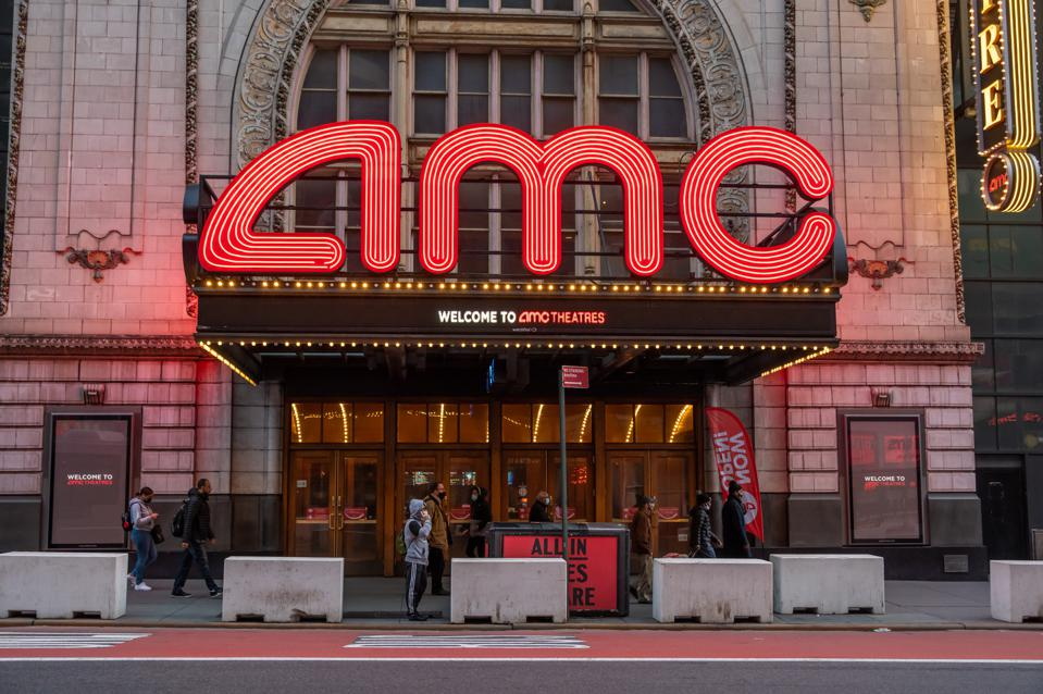 AMC stock is up 2600% and it's only the beginning