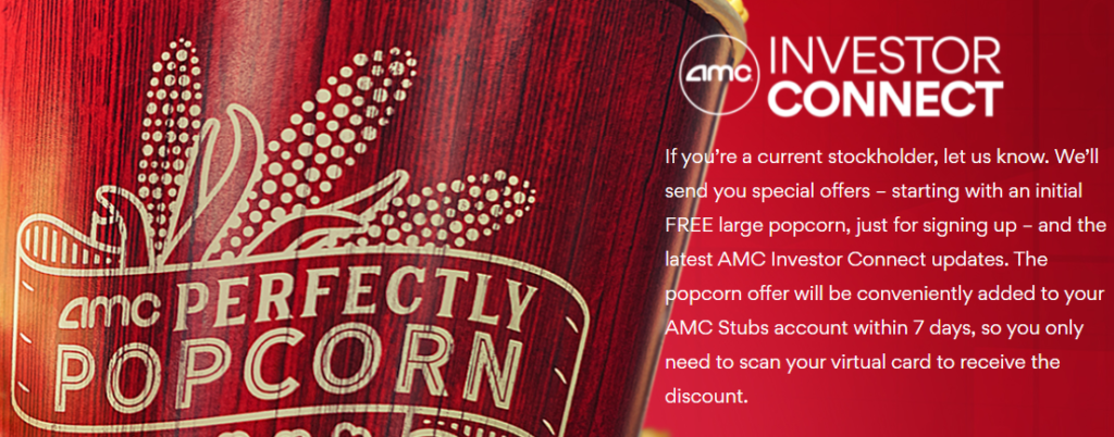 AMC Investor Connect