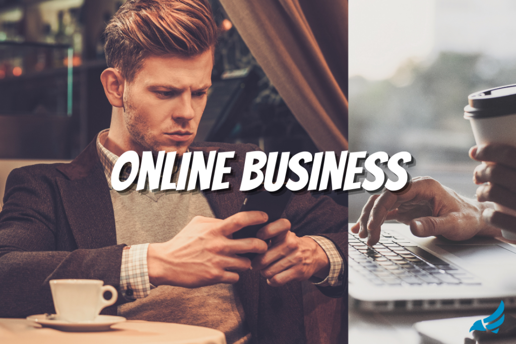 can an online business make you rich
