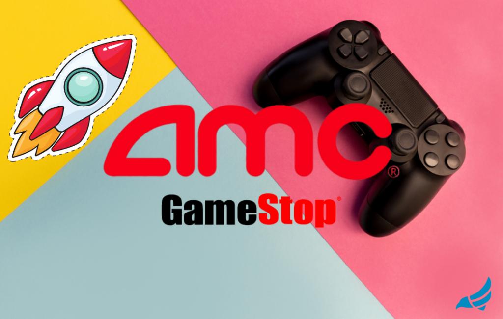 AMC GameStop partnership