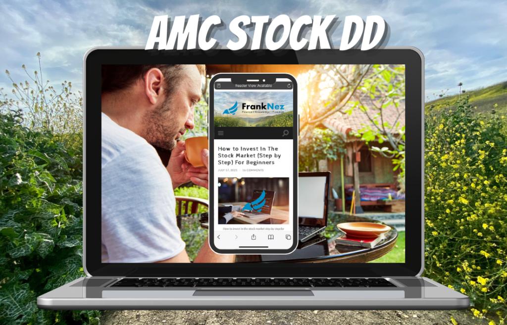 AMC Stock DD
