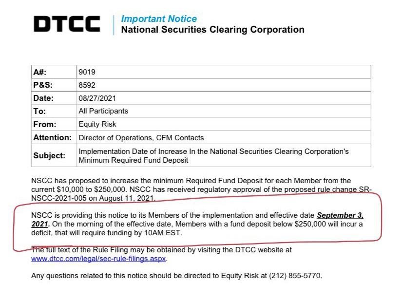 DTCC NSCC 005
