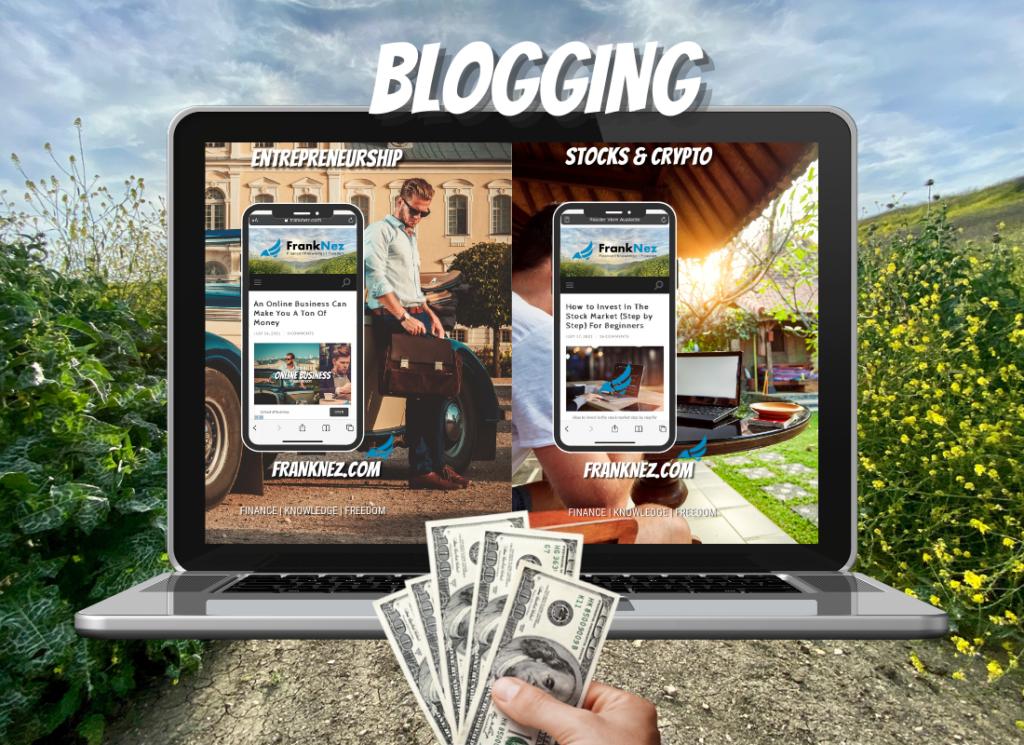 How much money do blogger make