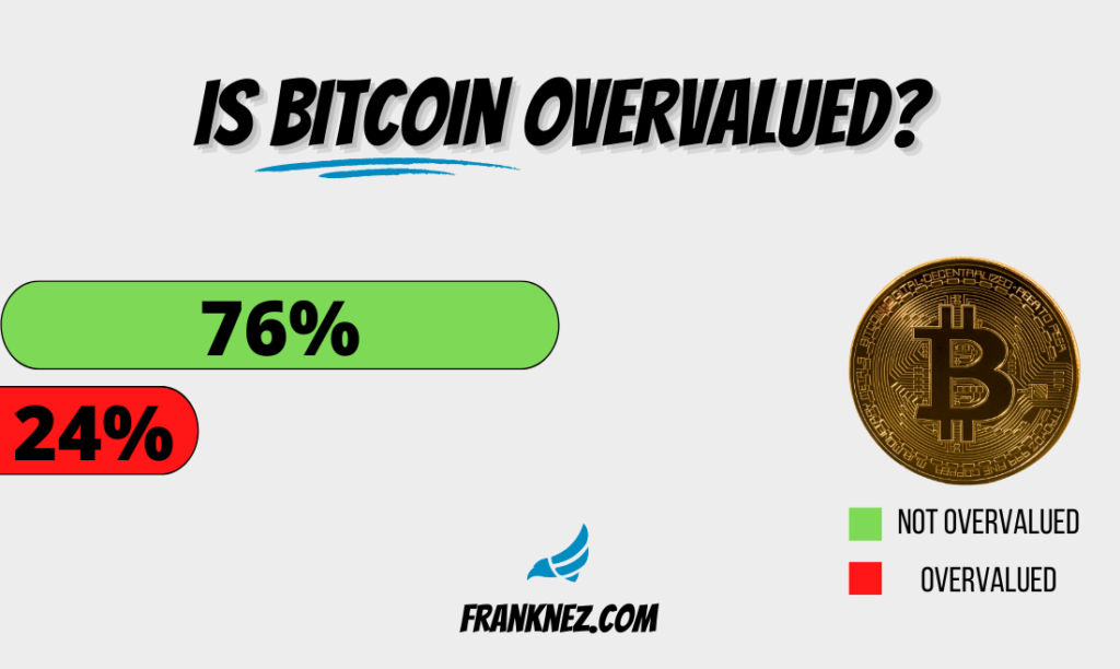 Is Bitcoin Overvalued?