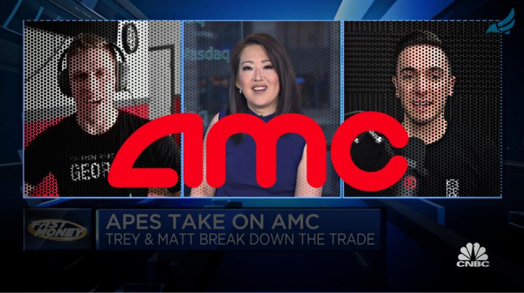 CNBC's Melissa Lee speaks out on dark pool manipulation AMC