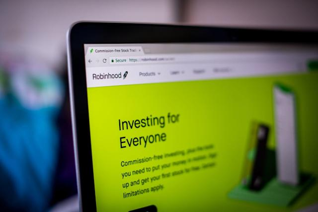 Robinhood acquires say technologies