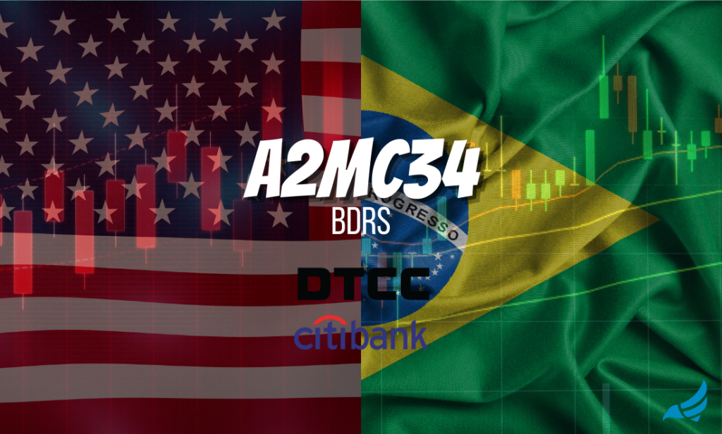 Synthetic AMC Shares moved to Brazil stock exchange