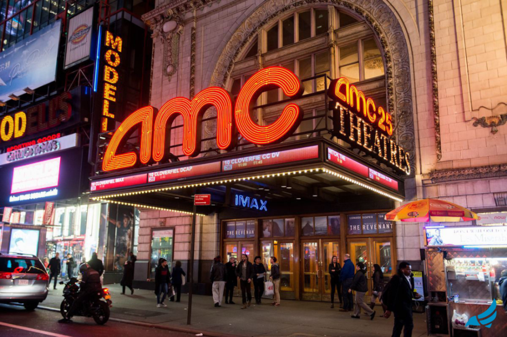 AMC is trending in the right direction