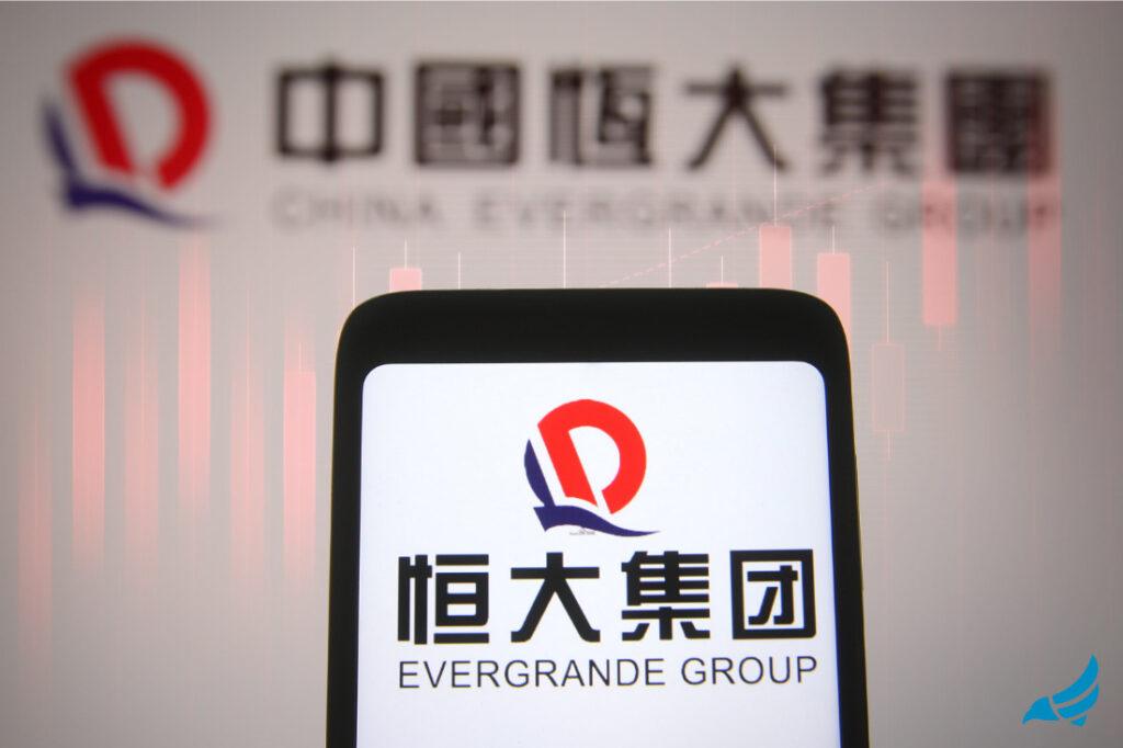 Evergrande Group Stock Market Crash News
