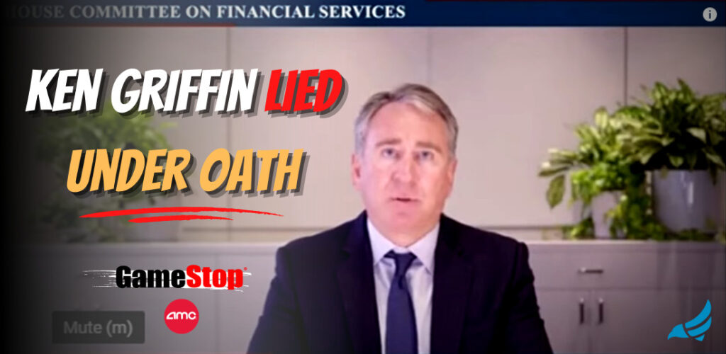 Ken Griffin Lied About Communication With Robinhood During Halts