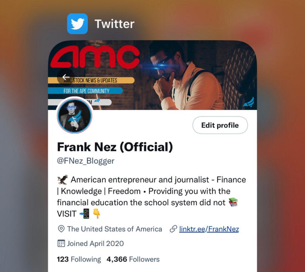 Frank Nez Twitter