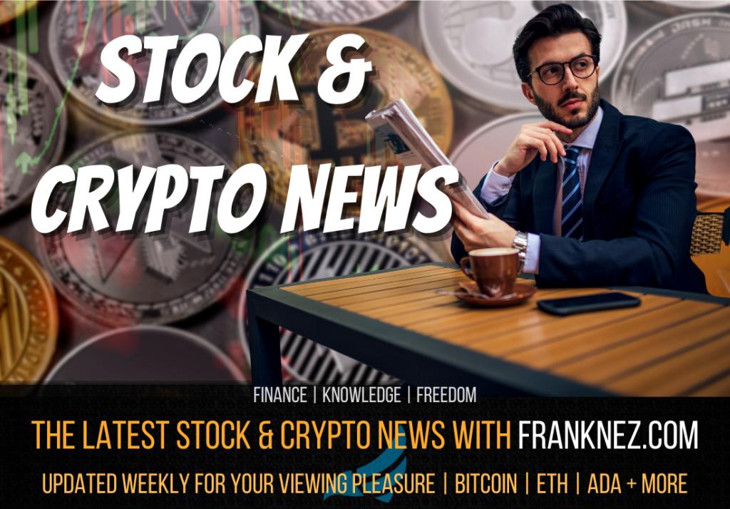 Trending Stock News Crypto News
