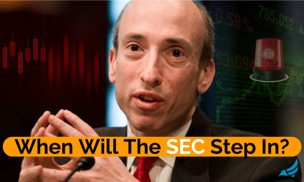 Gary Gensler Under Fire By Retail Investors. When Will The SEC Step In