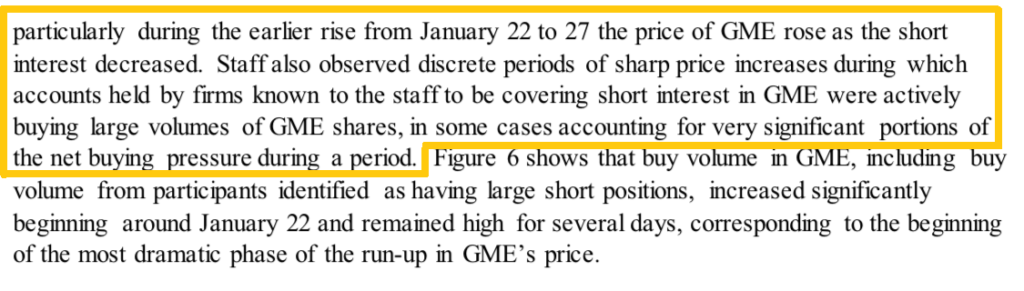 SEC Gov. Report On Equity and Options Market Structure