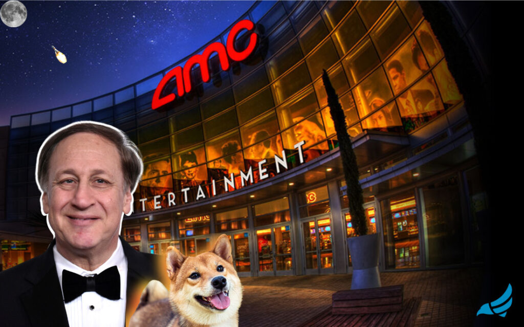 You can now buy amc gift cards with dogecoin